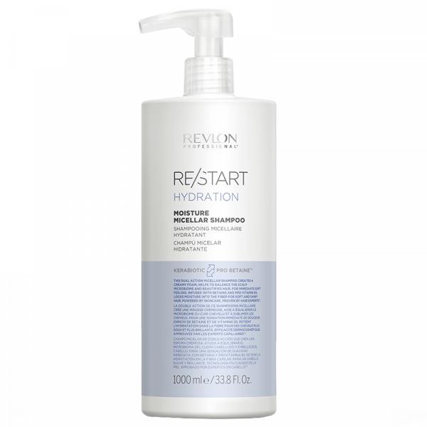 Re/Start Hydration Moisture Micellar Shampoo – 1000ml