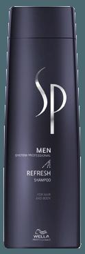 Wella System Professional Men Refresh Shampoo 250 ml