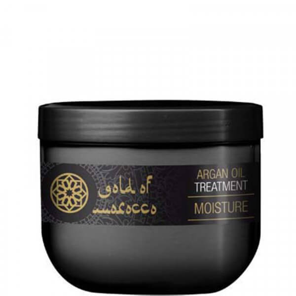 Moisture Treatment Gold of morocco