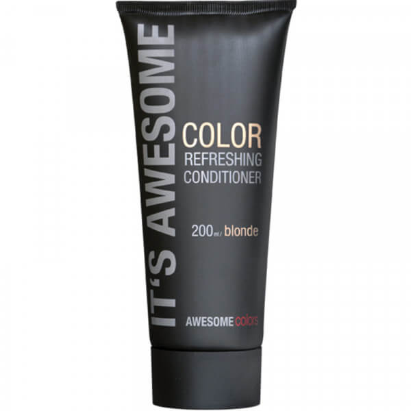 AWESOMEcolors Color Refreshing Conditioner Blonde 200 ml