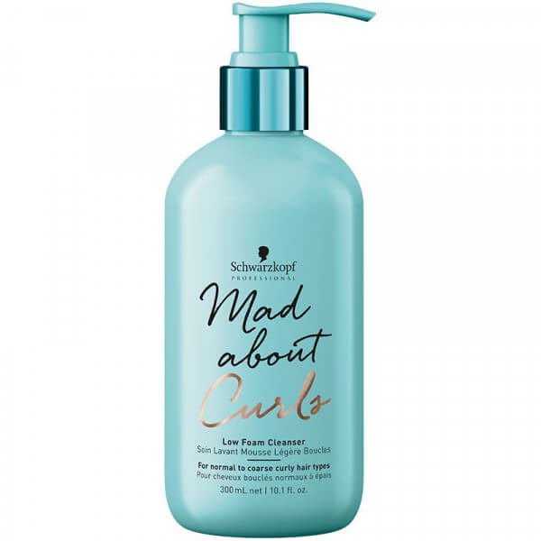 Schwarzkopf Mad About Curls Low Foam Cleanser