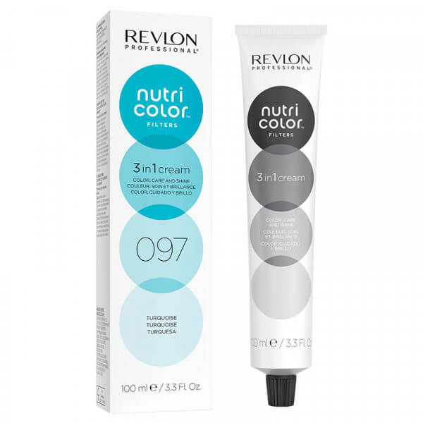 Revlon Nutri Color Creme 097 Turquoise - 100ml