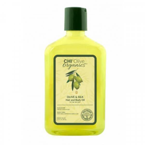 Olive Organic Hair & Body Oil - 59ml