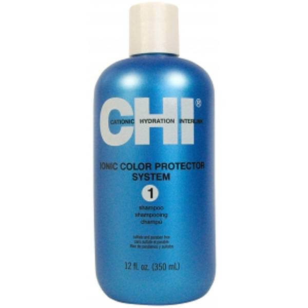 color protector system chi shampoo