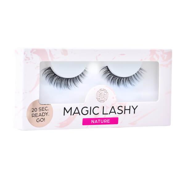GL Beauty Magic Lashy - Nature Bandwimpern