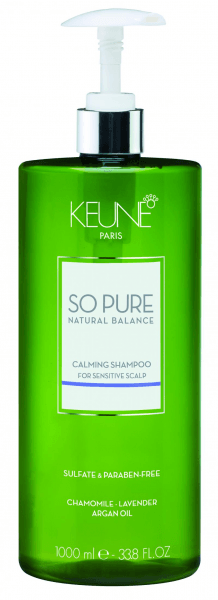 So Pure Calming Shampoo Keune (1000ml)