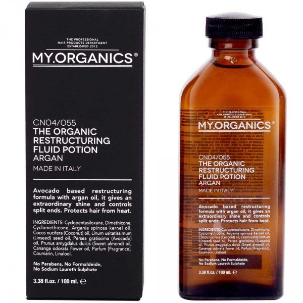 My Restructuring Fluid Potion Argan (100ml) - My.Organics