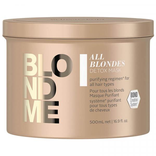 Blond Me All Blondes Detox Mask - 500ml