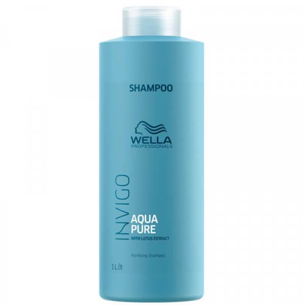Invigo Aqua Pure Shampoo Wella