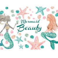 Mermaid Beauty Box