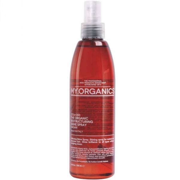 My Restructuring Shine Spray - My.Organics (250ml)