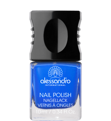 Deep Ocean Blue Nagellack (10ml) alessandro 39