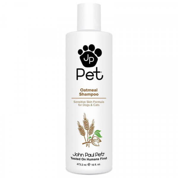 John Paul Pet Oatmeal Shampoo - 473,2ml