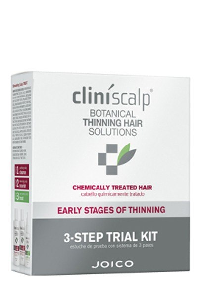 Cliniscalp 3-Step Kit Chemically Treated Hair - 250ml
