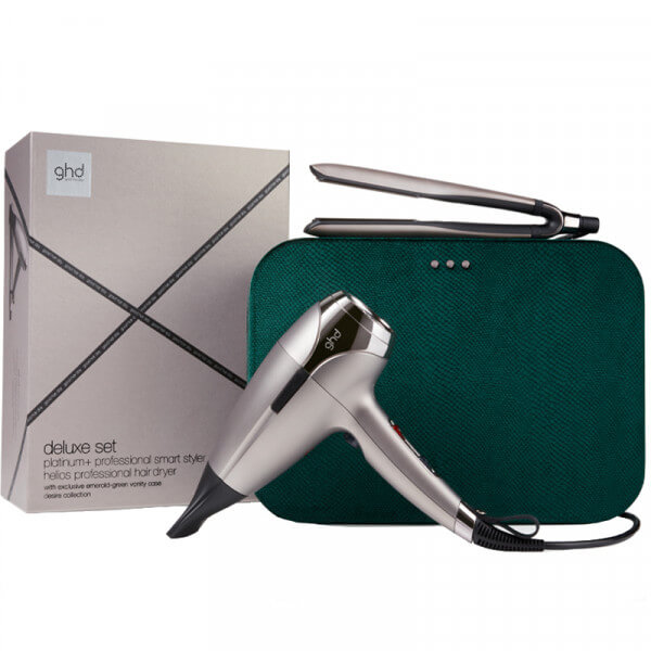 ghd Deluxe Platinum+ / Helios Desire Collection
