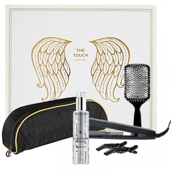 The Touch Iron Heavenly Hair Gift Set gratis Incroyable