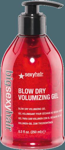 Sexy Hair Big Blow Dry Volumizing Gel 250 ml
