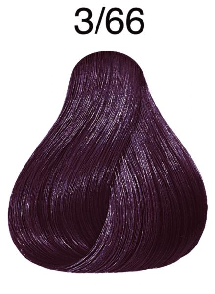 Color Fresh Acid 3/66 dunkelbraun violett-intensiv