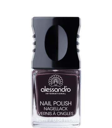 Black Cherry Nagellack (10ml) alessandro 83