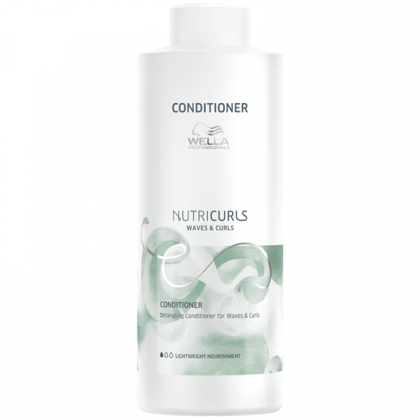 Nutricurls Waves and Curls Conditioner 1000ml