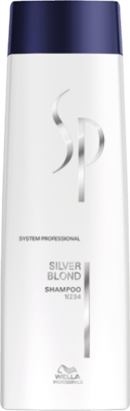 Wella Professionals SP Silver Blond Shampoo 250 ml