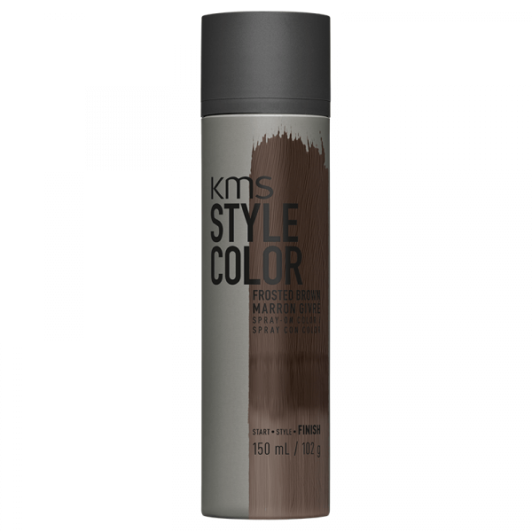 Style Color Frosted Brown - 150ml - KMS