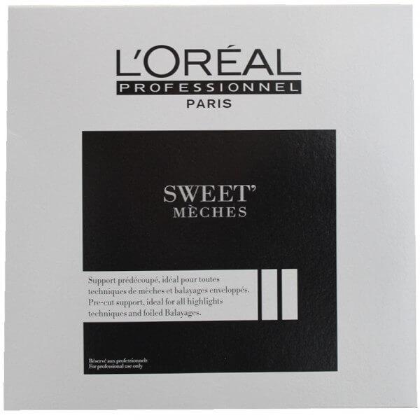 Sweet Mèches Strähnenpapier - 50 Stk