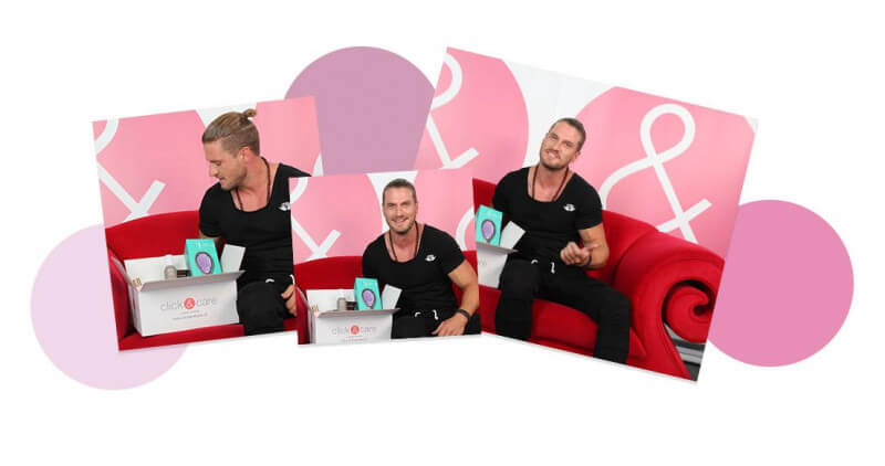 Der Bachelor mit Beauty Box