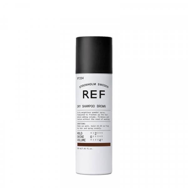 Dry Shampoo Brown 204 (220ml)
