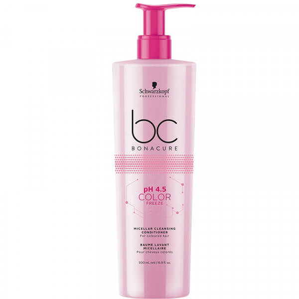 BC pH 4.5 Color Freeze Micellar Cleansing Conditioner Schwarzkopf