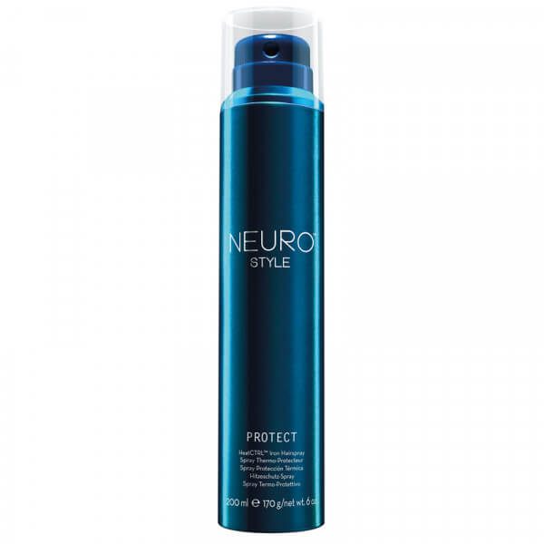 Neuro Style - HeatCTRL Iron Hairspray - 205 ml