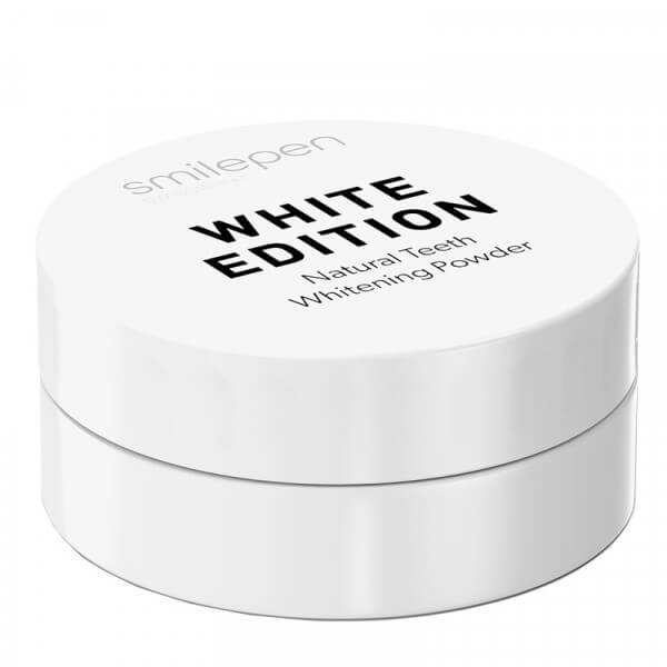 White Edition - Natural Teeth Whitening Powder - 30g
