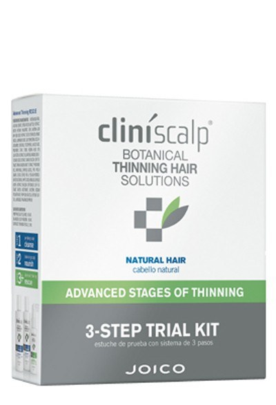Cliniscalp 3-Step Kit Natural Hair Rescue (250ml)