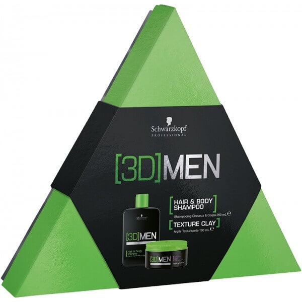 3D MEN Set