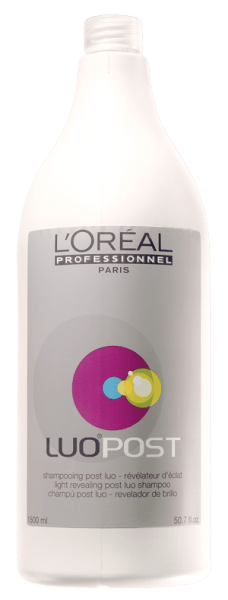 L'Oréal Shampooing Optimseur Luo Post Shampoo 1500ml