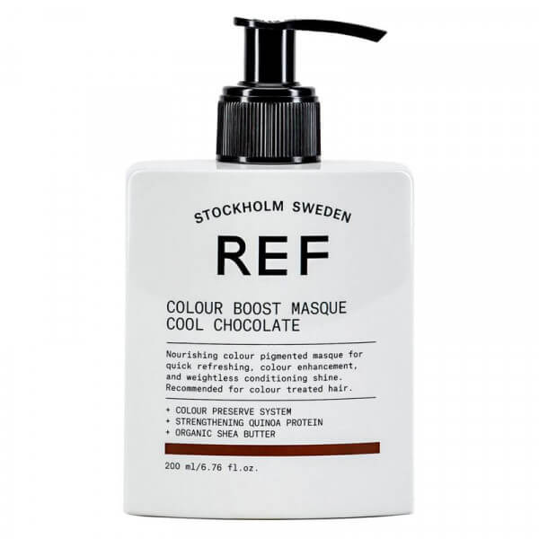 Colour Boost Masque Cool Chocolate