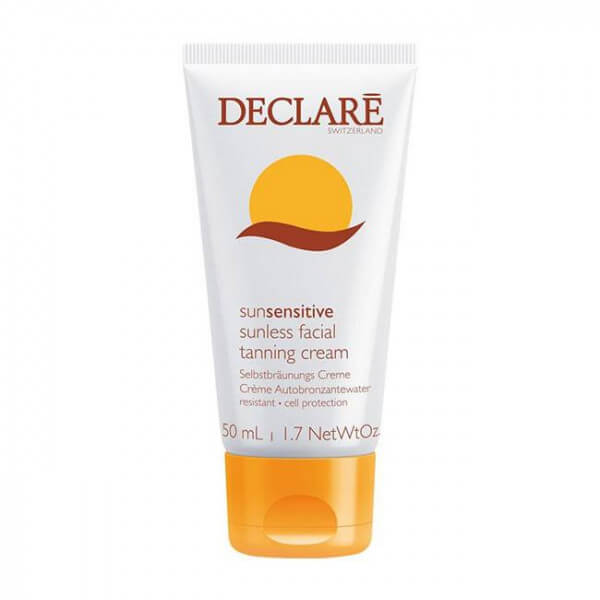 Declaré Sunless Facial Tanning Cream (50ml)