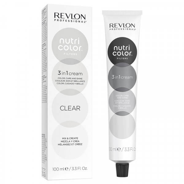 Revlon Nutri Color Creme Clear - 100ml