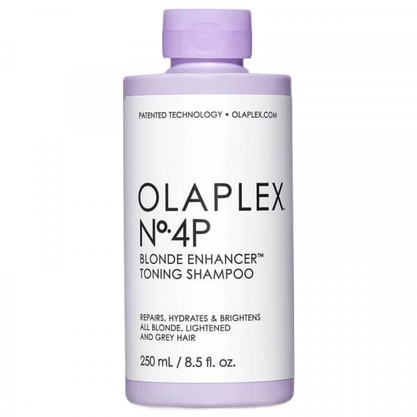 Olaplex No. 4P Blonde Enhancer Toning Shampoo - 250 ml