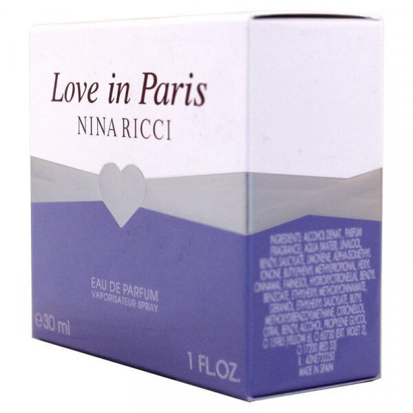 Love in Paris - Nina Ricci (edp 30ml)