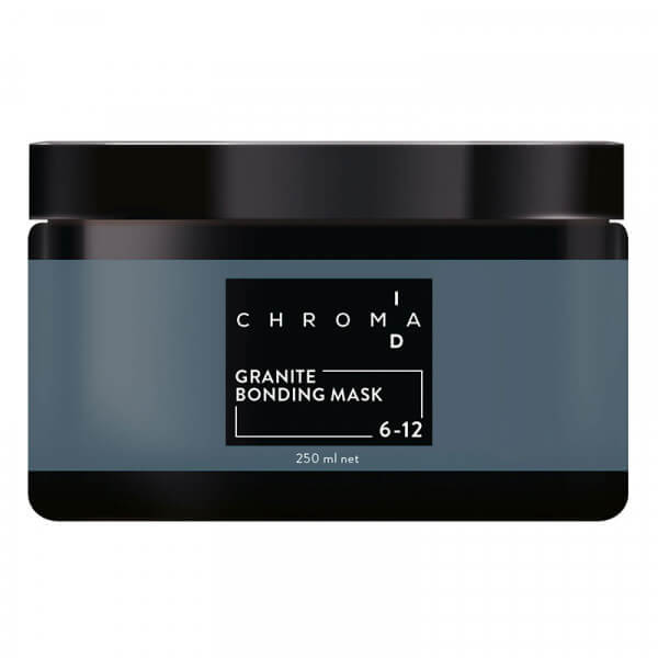 Chroma ID Bonding Color Mask 6-12 Dunkelblond Cendré Asch - 250ml