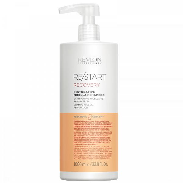 Re/Start Recovery Restorative Micellar Shampoo – 1000ml