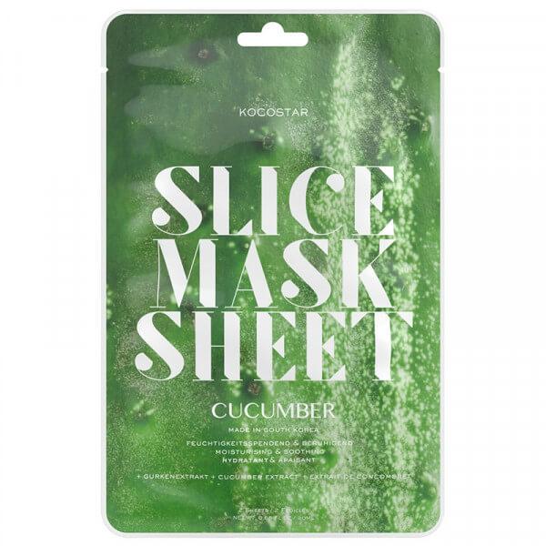 Slice Mask Sheet Cucumber