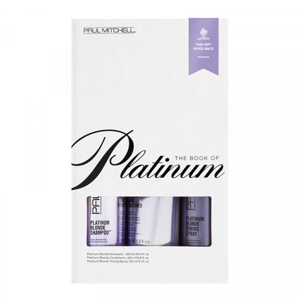 The Book Of Platinum - 650ml