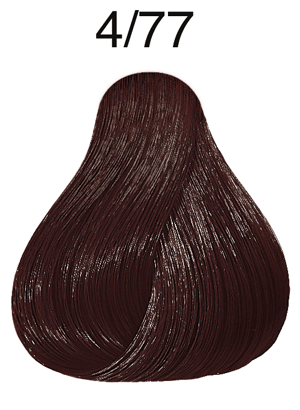 Deep Browns 4/77 mittelbraun braun-intensiv