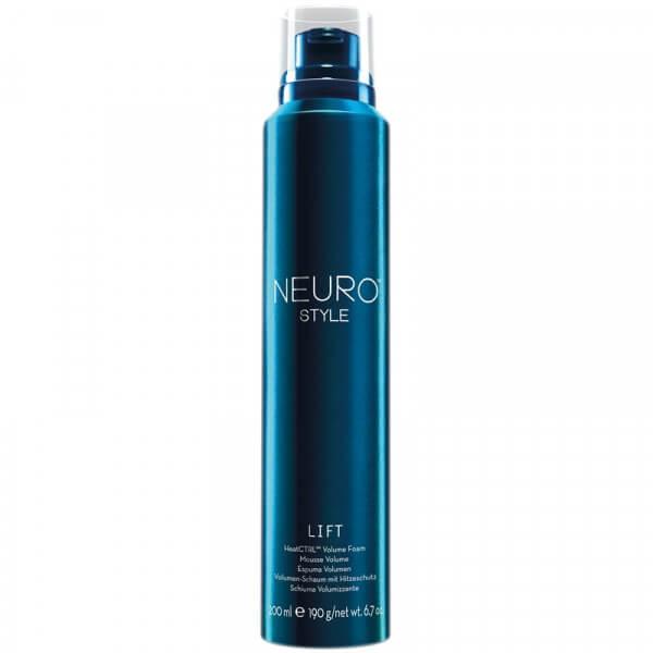 Neuro Style - HeatCTRL Volume Foam - 200 ml