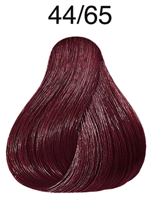 Color Touch Vibrant Reds 44/65 mittelbraun intensiv violett-mahagoni