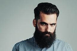 Mootes Bartpflege