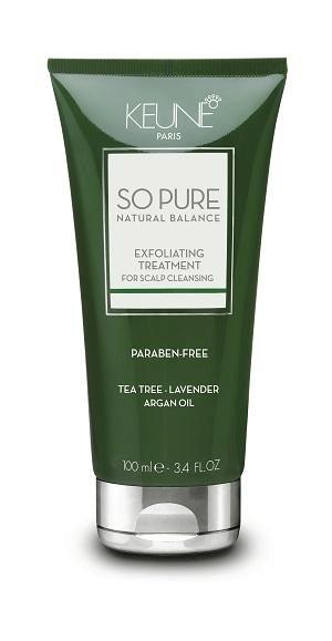So Pure Exfoliating Treatment Keune (100ml)