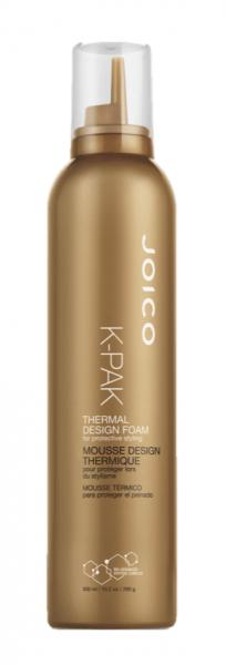 Joico K-Pak Style & Finish Thermal Design Foam 300 ml
